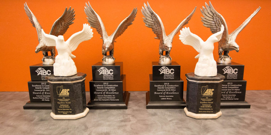 Awards of Excellence - Fulcrum Associates