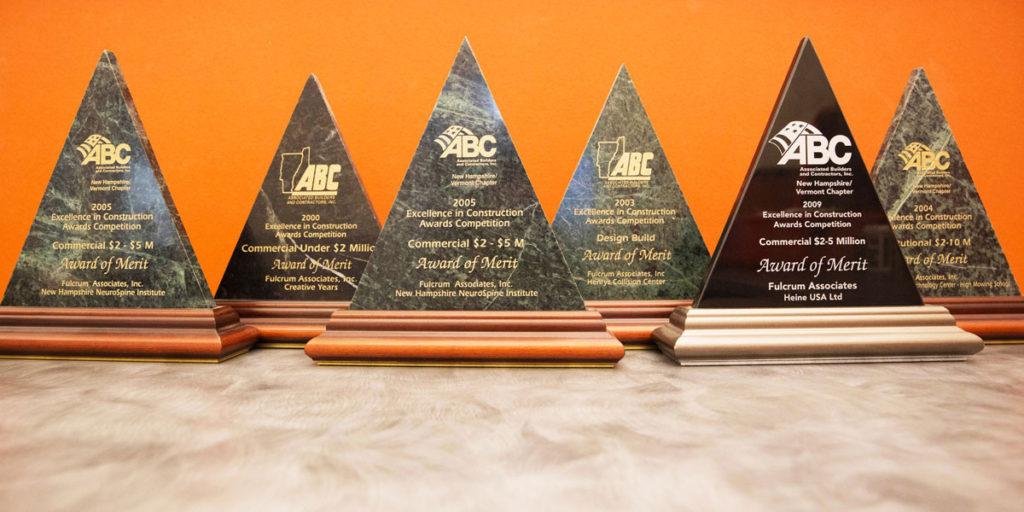 Awards of Merit - Fulcrum Associates