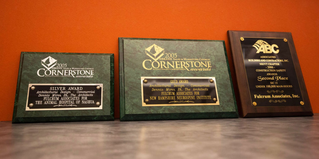 Cornerstone Awards and Construction Safety - Fulcrum Associates