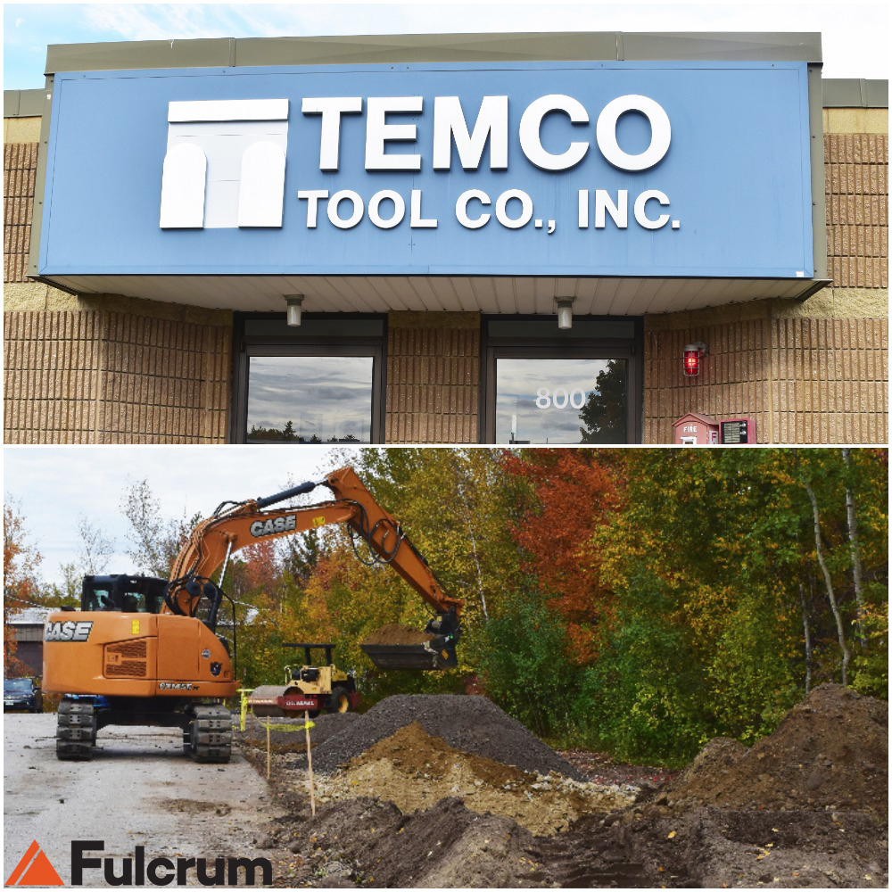 Fulcrum Breaks Ground on Temco Project