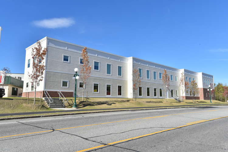 Newport Health Center: Now Occupied