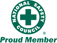 Proud Member of National Safety Council